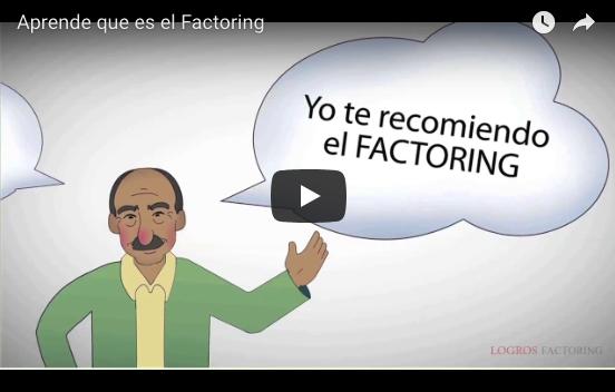 ¿Sabes qué es el factoring?